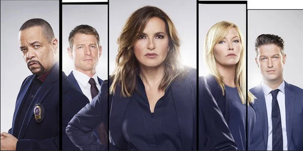 Law and Order: SVU Making History
