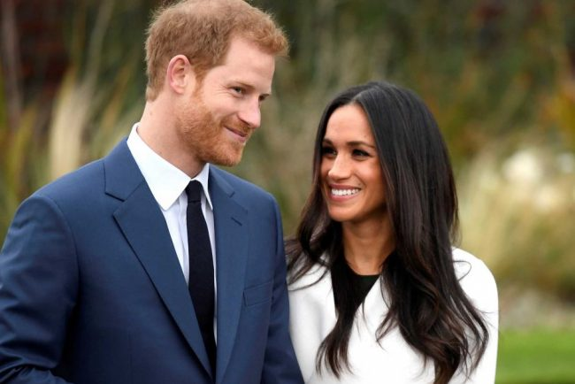 Prince Harry Bans The Press From Bullying Meghan Markle