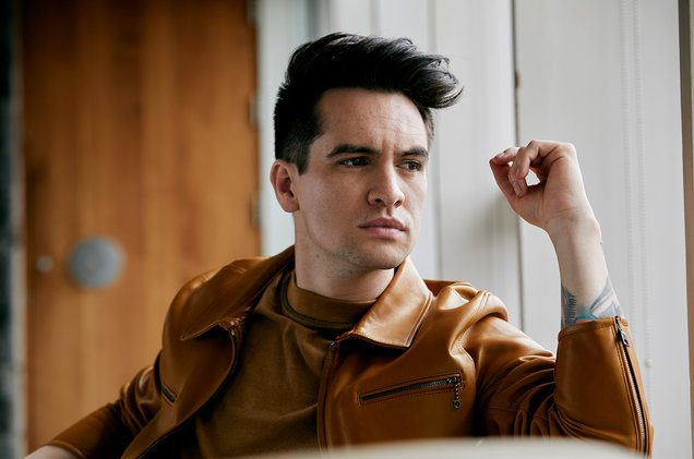 Brendon Urie Has High Hopes For Charity