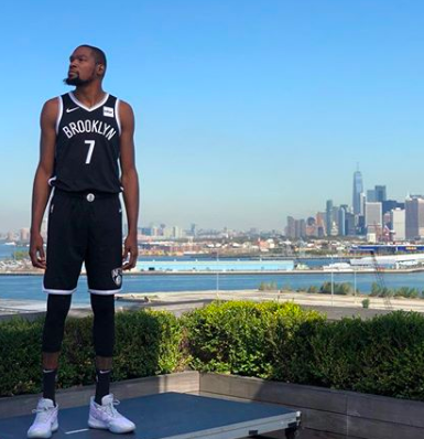 Kevin Durant On Social Injustice and Sitting Out This NBA Season