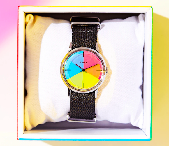 "Todd Snyder and Timex Release Their New ""Art of Pride"" Watch"