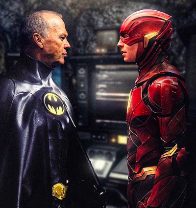 Michael Keaton May Appear Again As Batman in an All New 'Flash' Movie