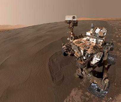 NASA Lets You Explore Mars From the Comfort of Your Home With Their New 'AI4Mars' Program