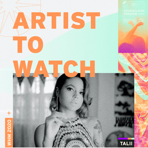 SoundCloud 2020 Artist to Watch Talii Releases Official Video to New Single, 'Good to Be Bad'