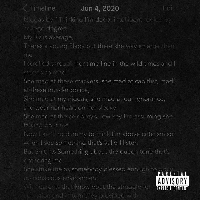 J. Cole Releases His First Single of 2020 and Finds Himself Deep in Criticism
