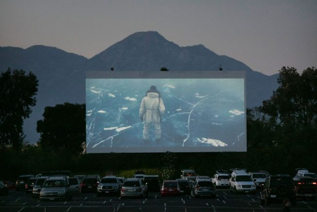 Enjoy Tribeca's Drive-In Film Series All Summer Long
