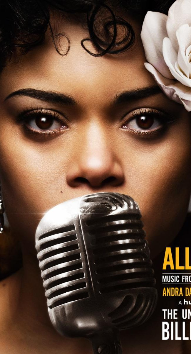 """ANDRA DAY STUNS ON COVER OF BILLIE HOLIDAY'S """"ALL OF ME"""""""