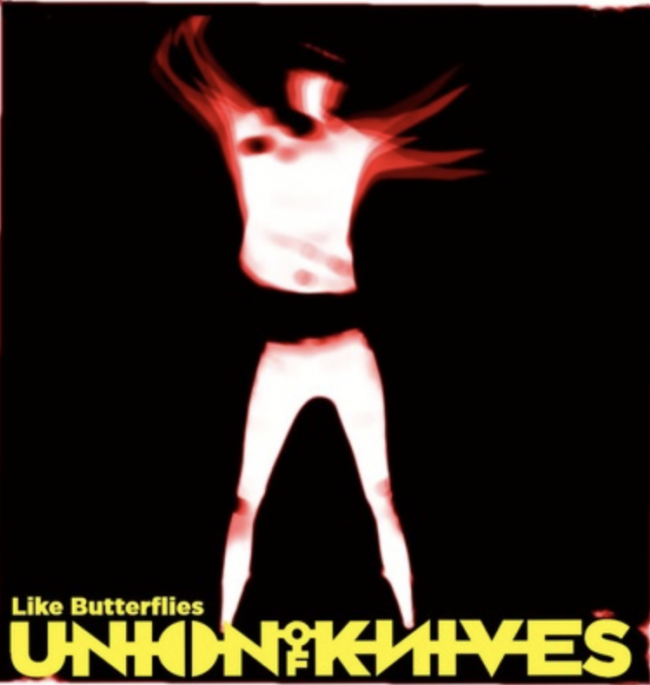 """UK Electronic Act Union of Knives x """"Like Butterflies"""""""