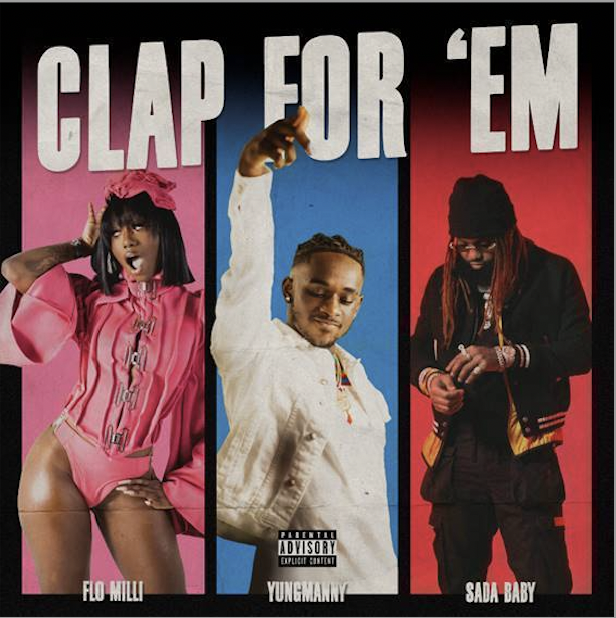 """YUNGMANNY RELEASES NEW TRACK AND VIDEO  """"CLAP FOR 'EM"""""""