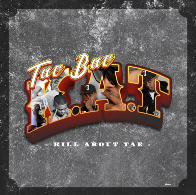 "TAE BAE x SIMMERING WARNER RECORDS DEBUT SINGLE ""K.A.T."""