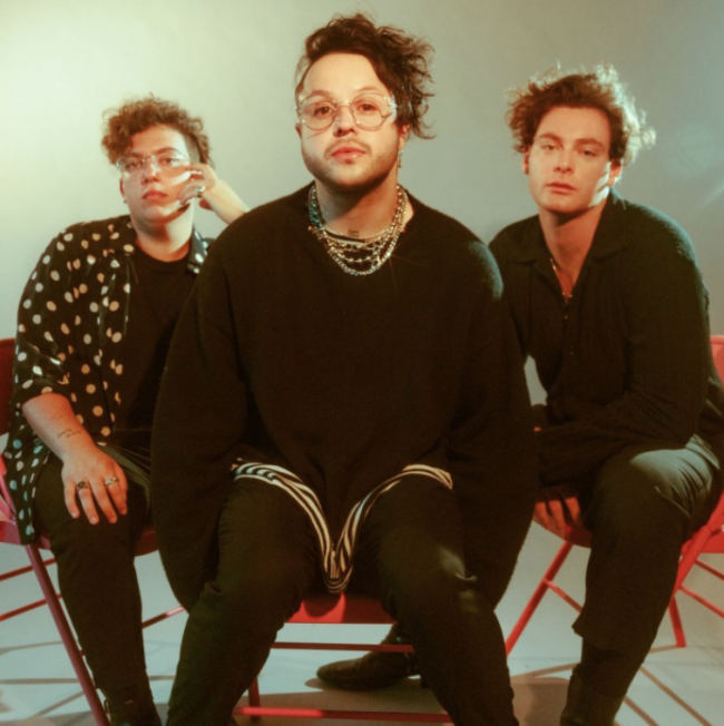LOVELYTHEBAND AND SIR SLY x CONVERSATIONS WITH LOVERBOY