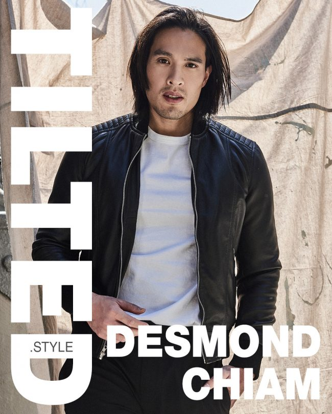 Desmond Chiam