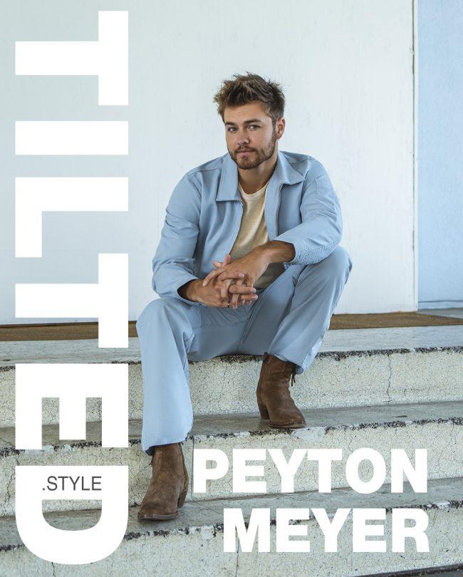 Peyton Meyer
